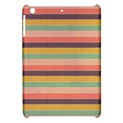 Abstract Vintage Lines Background Pattern Apple Ipad Mini Hardshell Case by Amaryn4rt