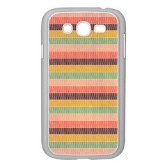 Abstract Vintage Lines Background Pattern Samsung Galaxy Grand Duos I9082 Case (white)