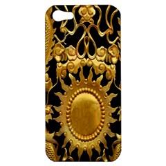 Golden Sun Apple Iphone 5 Hardshell Case