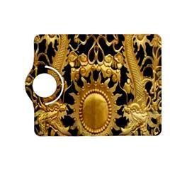 Golden Sun Kindle Fire Hd (2013) Flip 360 Case by Amaryn4rt