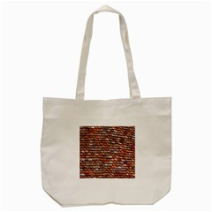 Roof Tiles On A Country House Tote Bag (cream) by Amaryn4rt