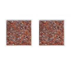 Roof Tiles On A Country House Cufflinks (square) by Amaryn4rt