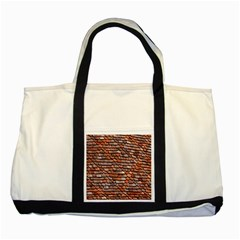 Roof Tiles On A Country House Two Tone Tote Bag by Amaryn4rt