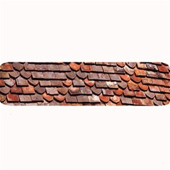 Roof Tiles On A Country House Large Bar Mats by Amaryn4rt