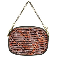 Roof Tiles On A Country House Chain Purses (two Sides)  by Amaryn4rt