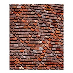 Roof Tiles On A Country House Shower Curtain 60  X 72  (medium)  by Amaryn4rt