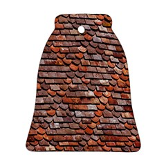 Roof Tiles On A Country House Ornament (bell) by Amaryn4rt
