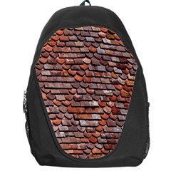 Roof Tiles On A Country House Backpack Bag by Amaryn4rt