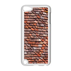 Roof Tiles On A Country House Apple Ipod Touch 5 Case (white) by Amaryn4rt