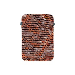 Roof Tiles On A Country House Apple Ipad Mini Protective Soft Cases by Amaryn4rt