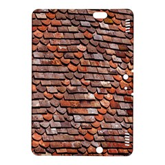 Roof Tiles On A Country House Kindle Fire Hdx 8 9  Hardshell Case by Amaryn4rt