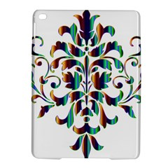 Damask Decorative Ornamental Ipad Air 2 Hardshell Cases by Amaryn4rt