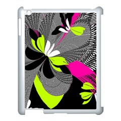 Nameless Fantasy Apple Ipad 3/4 Case (white)