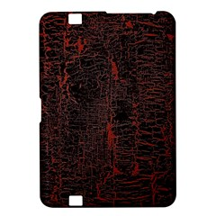 Black And Red Background Kindle Fire Hd 8 9  by Amaryn4rt