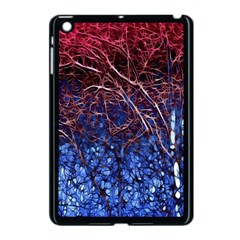 Autumn Fractal Forest Background Apple Ipad Mini Case (black) by Amaryn4rt