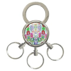Wallpaper Created From Coloring Book 3 Ring Key Chains by Amaryn4rt