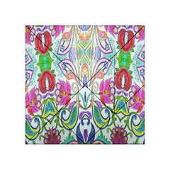 Wallpaper Created From Coloring Book Acrylic Tangram Puzzle (4  X 4 ) by Amaryn4rt