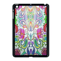 Wallpaper Created From Coloring Book Apple Ipad Mini Case (black) by Amaryn4rt