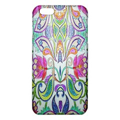 Wallpaper Created From Coloring Book Iphone 6 Plus/6s Plus Tpu Case by Amaryn4rt
