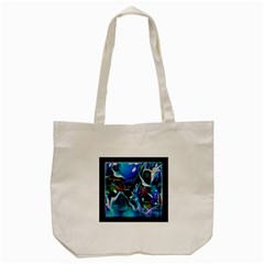 Water Is The Future Tote Bag (cream) by Amaryn4rt