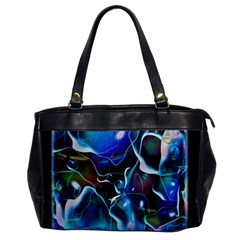 Water Is The Future Office Handbags by Amaryn4rt