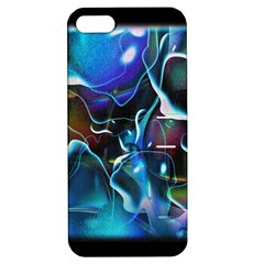 Water Is The Future Apple Iphone 5 Hardshell Case With Stand by Amaryn4rt