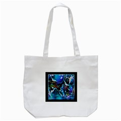 Water Is The Future Tote Bag (white) by Amaryn4rt
