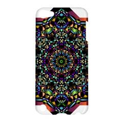 Mandala Abstract Geometric Art Apple Ipod Touch 5 Hardshell Case by Amaryn4rt