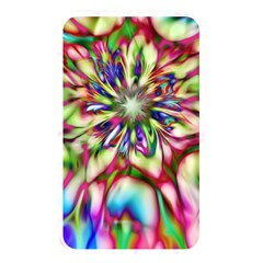 Magic Fractal Flower Multicolored Memory Card Reader by EDDArt