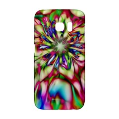 Magic Fractal Flower Multicolored Galaxy S6 Edge by EDDArt