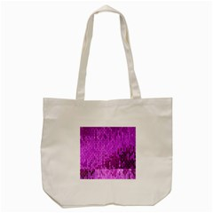 Purple Background Scrapbooking Paper Tote Bag (cream) by Amaryn4rt