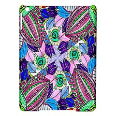Wallpaper Created From Coloring Book Ipad Air Hardshell Cases