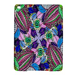 Wallpaper Created From Coloring Book Ipad Air 2 Hardshell Cases by Amaryn4rt