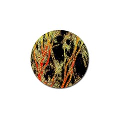 Artistic Effect Fractal Forest Background Golf Ball Marker (10 Pack) by Amaryn4rt