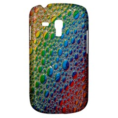Bubbles Rainbow Colourful Colors Galaxy S3 Mini by Amaryn4rt