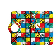 Snakes And Ladders Kindle Fire Hd (2013) Flip 360 Case by Amaryn4rt
