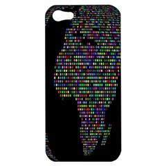 World Earth Planet Globe Map Apple Iphone 5 Hardshell Case by Amaryn4rt
