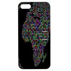 World Earth Planet Globe Map Apple Iphone 5 Hardshell Case With Stand by Amaryn4rt