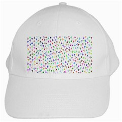 Pointer Direction Arrows Navigation White Cap by Amaryn4rt