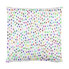 Pointer Direction Arrows Navigation Standard Cushion Case (one Side) by Amaryn4rt