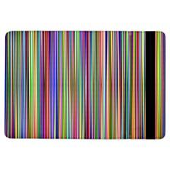 Striped Stripes Abstract Geometric Ipad Air Flip by Amaryn4rt