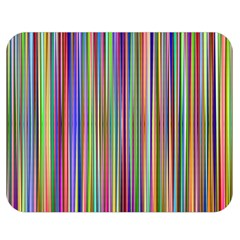 Striped Stripes Abstract Geometric Double Sided Flano Blanket (medium)  by Amaryn4rt