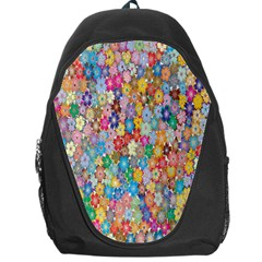 Sakura Cherry Blossom Floral Backpack Bag by Amaryn4rt