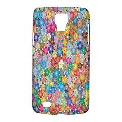 Sakura Cherry Blossom Floral Galaxy S4 Active by Amaryn4rt