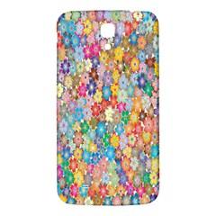 Sakura Cherry Blossom Floral Samsung Galaxy Mega I9200 Hardshell Back Case by Amaryn4rt