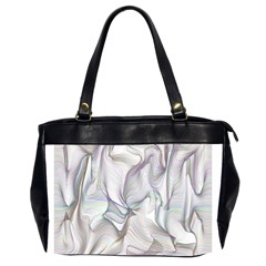 Abstract Background Chromatic Office Handbags (2 Sides)