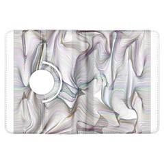 Abstract Background Chromatic Kindle Fire Hdx Flip 360 Case by Amaryn4rt