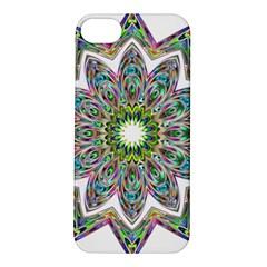 Decorative Ornamental Design Apple Iphone 5s/ Se Hardshell Case by Amaryn4rt