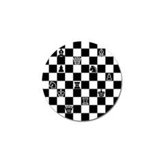 Chess Golf Ball Marker (10 Pack) by Valentinaart