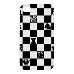 Chess Apple Iphone 4/4s Premium Hardshell Case by Valentinaart